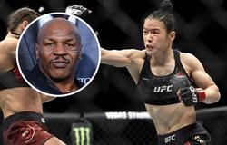 """ĐKVĐ UFC Zhang Weili: """"Mike Tyson chẳng biết gì về MMA"""""""