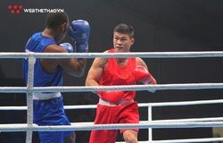 Trương Đình Hoàng chính thức bước vào hành trình chinh phục HCV SEA Games 31
