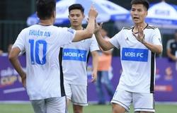 """""""Dải ngân hà"""" Mobi FC đặt mục tiêu xưng vương tại Hanoi Serie A"""