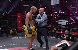 Hạ knockout Ben Askren, Jake Paul tiếp tục réo tên Conor McGregor