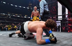 Thua knockout Jake Paul, Ben Askren vẫn nhận thù lao gấp đôi thời ở UFC