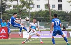 Kết quả vòng 4 Hanoi Serie A: Ngày của những cuộc ngược dòng ấn tượng