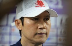 Ông Park được Hà Nội liên hệ trước khi HLV Chu Đình Nghiêm từ chức