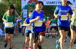 Runner nhí tạo sức nóng tại Minh Đạm Discovery Marathon 2021