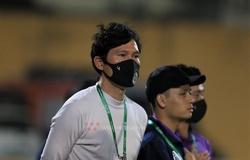 Thất bại ngày ra mắt Hà Nội FC, ông Park chuẩn bị tinh thần ra đi bất kỳ lúc nào