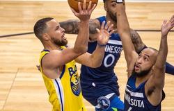 Tháng Tư khép lại với kỷ lục 3 điểm quá khó bị phá vỡ của Stephen Curry