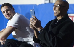 Những cặp cha con cùng có nhẫn vô địch NBA