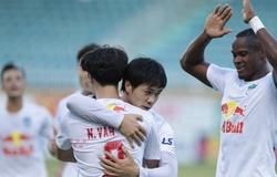 Kết quả vòng 12 V.League 2021: HAGL bị cầm chân, Hà Nội cắt đứt mạch thua