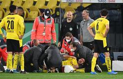 Haaland sốc nặng khi thấy đồng đội gặp chấn thương kinh hoàng