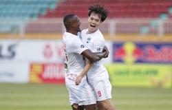 Vua phá lưới V.League 2021: Văn Toàn song hành bộ đôi ngoại binh Nam Định