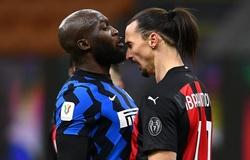 Lukaku troll Ibrahimovic sau khi Inter vô địch Serie A