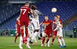 Kết quả bán kết cúp C2/Europa League hôm nay 7/5: AS Roma vs MU