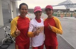 Chuyện đặc biệt về hai nữ VĐV rowing của đoàn TTVN ở Olympic 2021