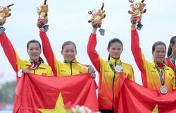 Rowing mang về tấm vé Olympic thứ 7 cho thể thao Việt Nam
