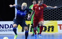 Lịch thi đấu đội tuyển Futsal Việt Nam ở trận play-off World Cup 2021