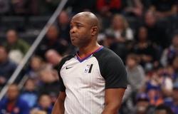 Trọng tài lão luyện của NBA mắc bạo bệnh, đối diện với tử thần