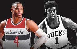 Top 5 ngôi sao có nhiều Triple-Double nhất lịch sử NBA