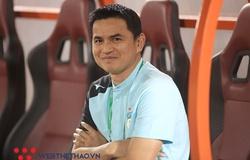 HLV Kiatisuk chưa quan tâm ghế nóng của ông Park ở ĐT Việt Nam