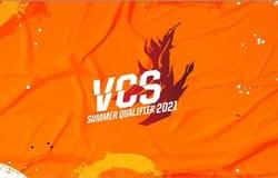 Lịch thi đấu vòng thăng hạng VCS Mùa Hè 2021