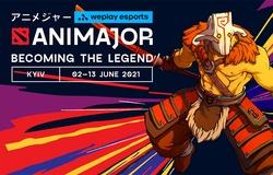 Lịch thi đấu WePlay! Dota 2 Kiev Major 2021