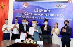 """VTVCab """"bắt tay"""" VFF, NHM bóng đá Việt Nam được lợi gì?"""