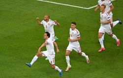 """Đan Mạch có nhiều """"họng súng"""" nhất tại EURO 2021"""