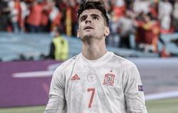 Morata từ người hùng thành tội đồ khiến Tây Ban Nha thua Italia