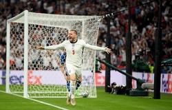 Luke Shaw ghi bàn nhanh nhất cho tuyển Anh tại chung kết EURO