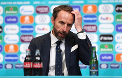 HLV Southgate nhận lỗi cho thất bại cay đắng của tuyển Anh