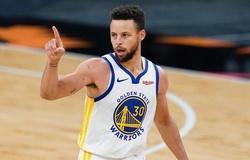 Stephen Curry lọt top đề cử MVP dù mùa giải mới chưa bắt đầu