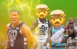 LeBron James, Stephen Curry cùng hàng loạt sao NBA thán phục Á thần