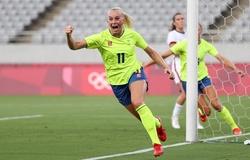 Kết quả nữ Thụy Điển vs nữ Mỹ: Tỷ số khó tin