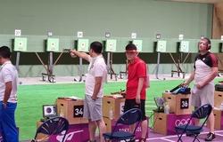 Chỉ xếp thứ 22 vòng loại, xạ thủ Hoàng Xuân Vinh sớm tan mộng Olympic