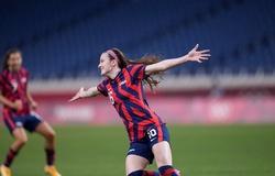 Kết quả bóng đá nữ New Zealand vs nữ Mỹ, Olympic 2021