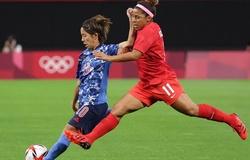 Kết quả bóng đá nữ Chile vs nữ Nhật Bản, Olympic 2021