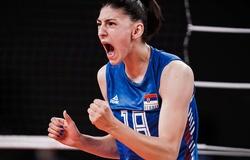 Lịch thi đấu giải bóng chuyền nữ Vô địch châu Âu 2021 mới nhất