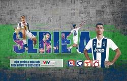 Xem trực tiếp bóng đá Ý Serie A hôm nay ở đâu, kênh nào?