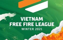 Bảng xếp hạng Đấu Trường Sinh Tồn Mùa Đông VFL Winter 2021 Free Fire