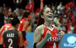 Bán kết 1 Vô địch bóng chuyền nữ châu Âu 2021: Cuộc so tài đỉnh cao