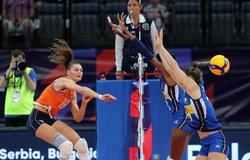 Nhẹ nhàng hạ Hà Lan, tuyển bóng chuyền Italia hẹn Serbia ở chung kết