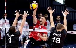Bóng chuyền nam Vô địch châu Âu: Croatia ngược dòng ngoạn mục, Hà Lan thống trị!