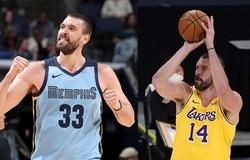 Marc Gasol chia tay LA Lakers, nhiều khả năng sẽ giải nghệ