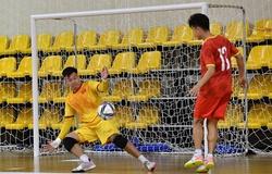 Tuyển Việt Nam cần hạn chế bàn thua trước futsal Brazil