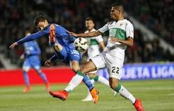 Trực tiếp bóng đá Getafe vs Elche trên kênh nào?