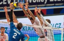 HCV Olympic 2021 bị loại sốc tại giải Bóng chuyền Vô địch châu Âu