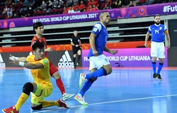 FIFA: Ferrao tạo nên ma thuật trước tuyển futsal Việt Nam