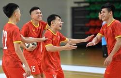 Xốc lại tinh thần, futsal Việt Nam quyết giành 3 điểm trước Panama