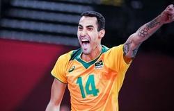 Sao bóng chuyền Brazil vượt qua sự kỳ thị đồng tính trở thành cái tên gây bão trên MXH