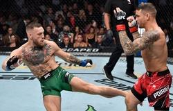 """Conor McGregor lạc quan về tình hình hồi phục: """"Tôi có thể đá ngay bây giờ"""""""