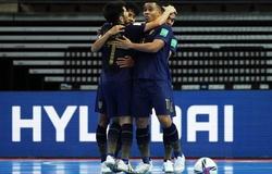 Kết quả futsal Thái Lan vs Ma-rốc: Một điểm quý giá